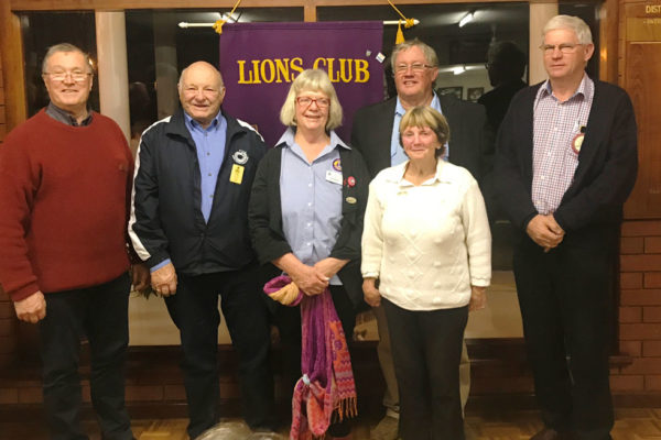 Northampton Screening Team Lions Member