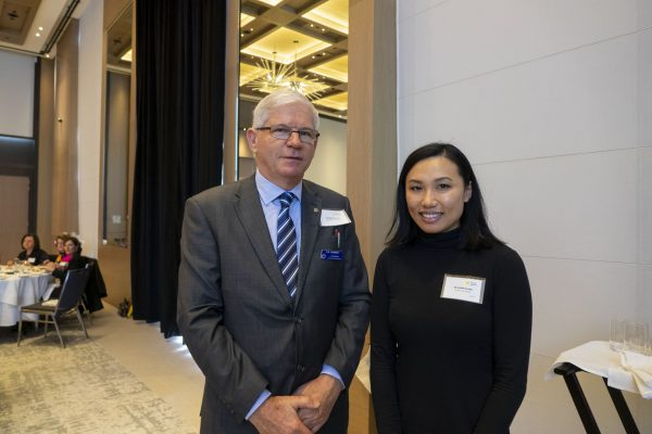 Phil Chinnery and Lelinh Duong 1